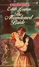 The Abandoned Bride (Signet Regency Romance)