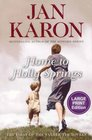 Home to Holly Springs (Father Tim, Bk 1) (Large Print)