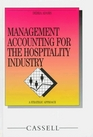 Management Accounting for the Hospitality Industry A Strategic Approach