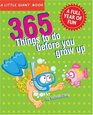 A Little Giant Book 365 Things to Do Before You Grow Up