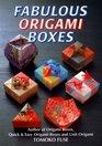 Fabulous Origami Boxes (Bushido--The Way of the Warrior)
