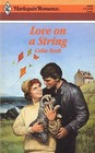 Love on a String (Harlequin Romance, No 2998)