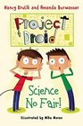 Science No Fair Project Droid 1