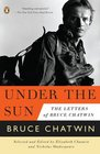 Under the Sun The Letters of Bruce Chatwin