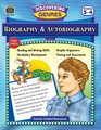 Discovering Genres Biography  Autobiography