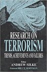 Contemporary Research on Terrorism