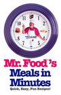 Mr Food's Meals in Minutes