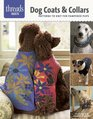 Dog Coats  Collars patterns to knit for pampered pets