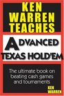 Ken Warren Teaches Advanced Texas Hold'em Vol 2