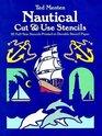 Nautical Cut  Use Stencils : 92 Full-Size Stencils Printed on Durable Stencil Paper