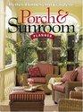 Porch Sunroom Planner