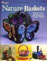 Plastic Canvas Nature Baskets