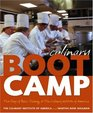 Culinary Boot Camp  Five Days of Basic Training at The Culinary Institute of America