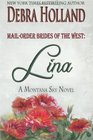 Mail-Order Brides of the West Lina A Montana Sky Novel