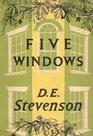 Five Windows (Large Print)