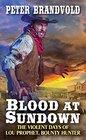 Blood at Sundown (Lou Prophet, Bounty Hunter, Bk 20)