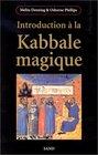 Introduction  la Kabbale magique