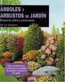 rboles y arbustos de jardn