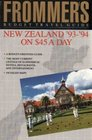 New Zealand on 45 Dollars a Day