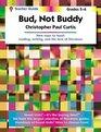 Bud Not Buddy - Teacher Guide by Novel Units Inc