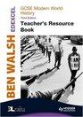 Edexcel GCSE Modern World History Teacher's Book  CD-ROM