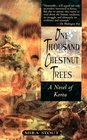 One thousand chestnut trees a novel of korea