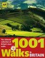 AA 1001 Walks in Britain