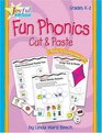 Joyful Learning Fun Phonics Cut  Paste