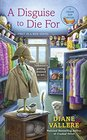 A Disguise to Die For (Costume Shop, Bk 1)