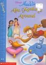 Abu Monkeys Around (Disney's First Readers, Level 2)