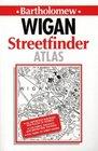 Wigan Streetfinder Atlas