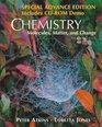Chemistry Molecules Matter  Change