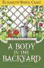 A Body in the Backyard (Myrtle Clover, Bk 4)