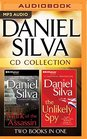 Daniel Silva - Collection The Mark of the Assassin  The Unlikely Spy