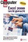 Excel 2000 leicht gemacht
