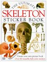 Ultimate Sticker Book Skeleton