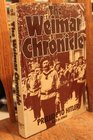 The Weimar chronicle Prelude to Hitler