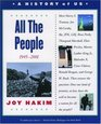 A History of Us, Book 10: All the People (History of Us)
