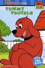 Tummy Trouble (Clifford the Big Red Dog) (Big Red Reader)
