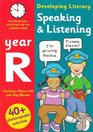 Speaking and Listening - Year R Photocopiable Activities for the Literacy Hour
