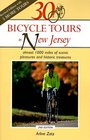 30 Bicycle Tours in New Jersey Almost 1000 Miles of Scenic Pleasures and Historic Treasures