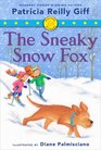 Fiercely and Friends The Sneaky Snow Fox