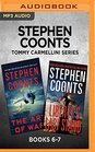 Stephen Coonts Tommy Carmellini Series Books 6-7 The Art of War  Liberty's Last Stand