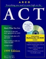 Everything You Need to Score High on the Act 1999