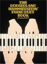 Rodgers and Hammerstein Piano Duet Book (Catalog No. 00312691)