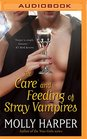 Care and Feeding of Stray Vampires The