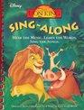 Disney's The Lion King Sing-Along
