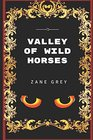Valley Of Wild Horses By Zane Grey  Illustrated