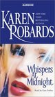 Whispers at Midnight (Audio Cassette) (Abridged)