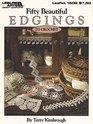 50 Beautiful Edgings to Crochet